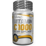 BT Vitamin C  1000mg  100tab.