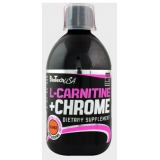 BT L-carnitine+Chrome Liquid  500ml